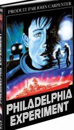 Jaquette The Philadelphia Experiment - Visuel Annees 80 - Combo Dvd + Blu Ray + Livret