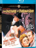 Jaquette The Picture of Dorian Gray
