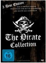 Jaquette The Pirate Collection