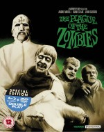 Jaquette The Plague of the Zombies (DVD + Bluray)