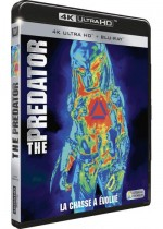 Jaquette The Predator (4K Ultra HD + Blu-ray)