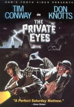Jaquette The Private Eyes