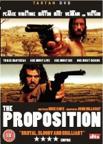 Jaquette The Proposition