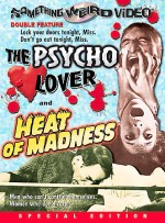 Jaquette The Psycho Lover/Heat of Madness