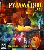 Jaquette The Pyjama Girl Case