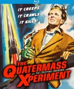 Jaquette The Quatermass Xperiment