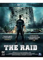 Jaquette The Raid (Combo Blu-ray + DVD)