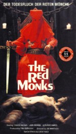 Jaquette The Red Monks