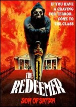 Jaquette The Redeemer: Son of Satan EPUISE/OUT OF PRINT