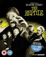 Jaquette The Reptile (DVD + Bluray)