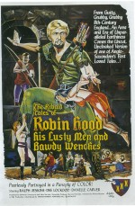 Jaquette The Ribald Tales Of Robin Hood