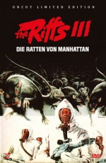 Jaquette The Riffs III - Die Ratten von Manhattan (Cover C)