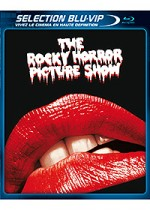 Jaquette The Rocky Horror Picture Show (�dition Blu-ray + DVD)