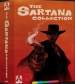 Jaquette The Sartana Collection EPUISE/OUT OF PRINT