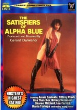 Jaquette The Satisfiers Of Alpha Blue