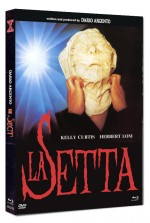 Jaquette The Sect (Blu-Ray+DVD) Cover B