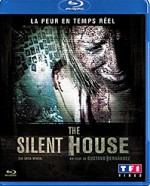 Jaquette The Silent House