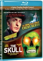 Jaquette The Skull & The Man Who Could Cheat Death