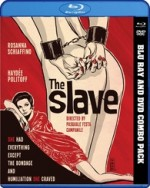 Jaquette The Slave (Blu-ray + DVD)