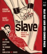 Jaquette The Slave (DVD / Blu-Ray Combo Pack All Region)