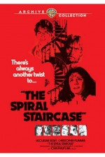 Jaquette The Spiral Staircase