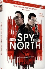Jaquette The Spy Gone North