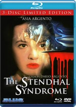 Jaquette The Stendhal Syndrome (3-Disc Limited Edition)