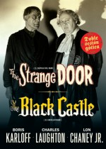 Jaquette The Strange Door + The Black Castle