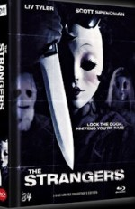 Jaquette The Strangers (Blu-Ray+DVD) (2Discs) - Cover A