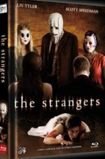 Jaquette The Strangers (Blu-Ray+DVD) (2Discs) - Cover B