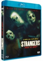 Jaquette The Strangers: Prey at Night