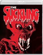 Jaquette The Suckling (Blu-ray + DVD)