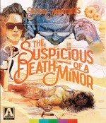 Jaquette The Suspicious Death of a Minor (DVD / Blu-Ray Combo)