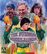 Jaquette The Swinging Cheerleaders (Blu-ray + DVD)