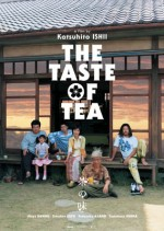 Jaquette The TASTE OF TEA