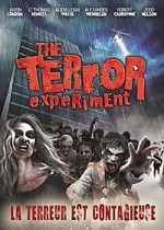 Jaquette The Terror Experiment