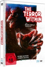 Jaquette The Terror Within (Blu-Ray+DVD)