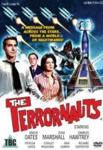 Jaquette The Terrornauts