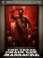 Jaquette The Texas Chain Saw Massacre: 40th Anniversary Collector's Edition (Blu-ray/DVD Combo)