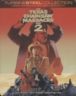 Jaquette The Texas Chainsaw Massacre 2 (Lim. Uncut FuturePak)