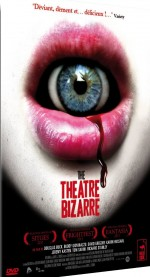 Jaquette The Theatre Bizarre