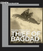 Jaquette The Thief of Bagdad