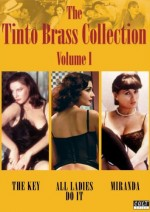 Jaquette The Tinto Brass Collection volume 1