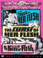 Jaquette The Touch of Her Flesh / The Curse of Her Flesh / The Kiss of Her Flesh