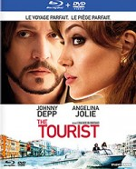 Jaquette The Tourist (Blu-ray + DVD)