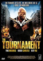 Jaquette The Tournament