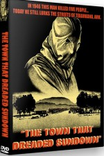 Jaquette The Town That Dreaded Sundown (DVD + Blu-Ray)