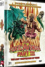 Jaquette The Toxic Avenger 3 - Mediabook - 2-Disc Collectors Edition -  - Limited 555 Edition