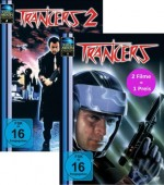 Jaquette The Trancers 1 + 2