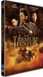 Jaquette The Treasure Hunter